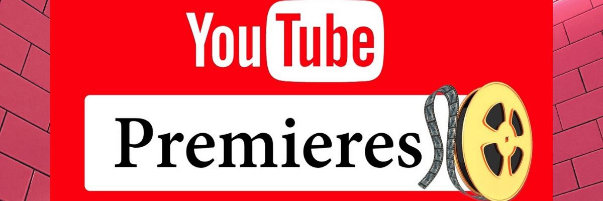 YouTube Premieres to doskonały sposób na promowanie teledysków poprzez oglądanie ich w realtime razem z fanami.
