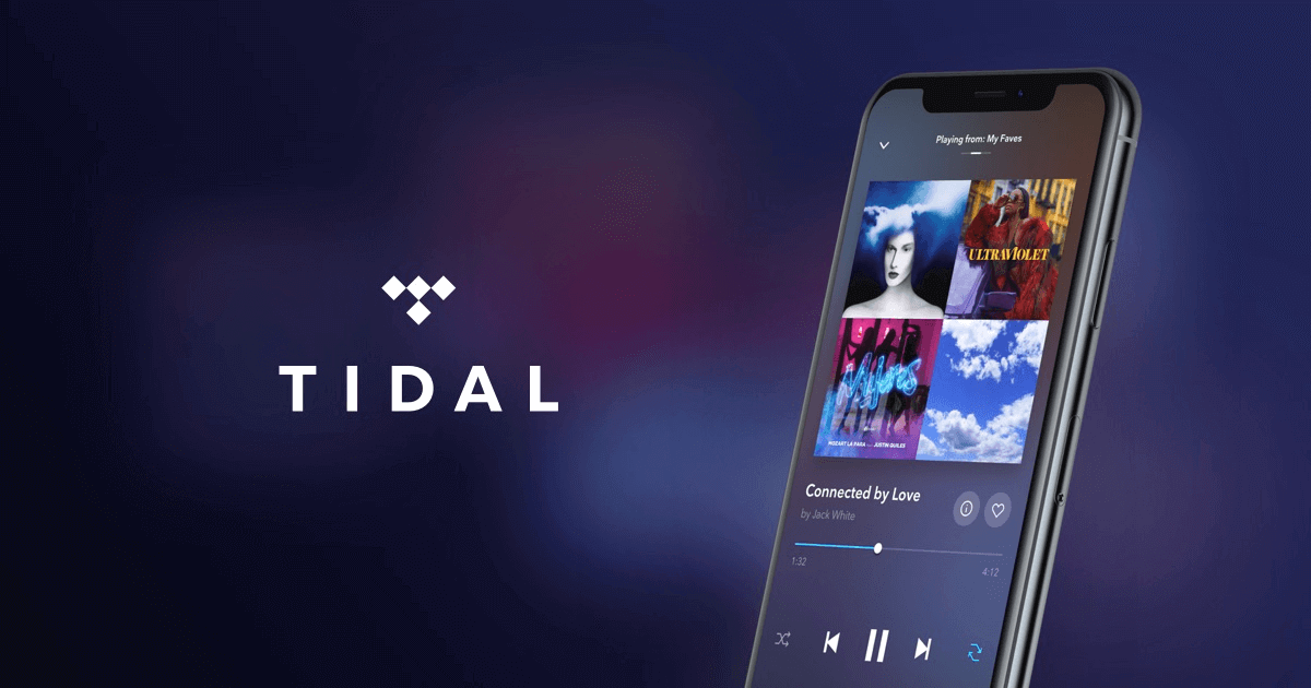 Tidal. Master Quality Authenticated