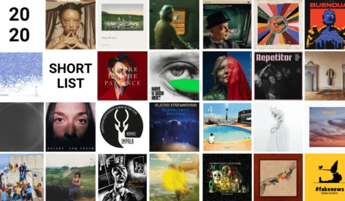 IMPALA's European Independent Album of the Year Award