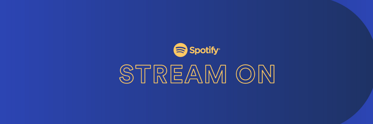 Spotify Stream On logo