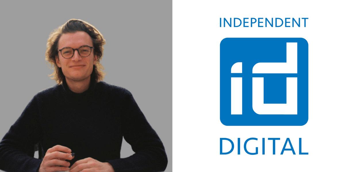 Arnaud Piette w Independent Digital2